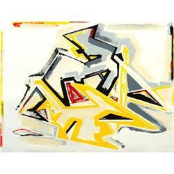 Dennis Ashbaugh Untitled, 1981 Serigraph #2376287