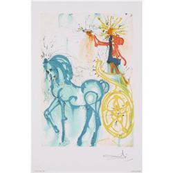 Salvador Dali Le Cheval de Triomphe, 1983 #2376290
