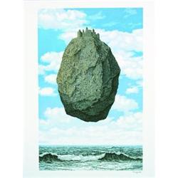 Magritte Le Chateau des Pyrenees, 1959 #2376293