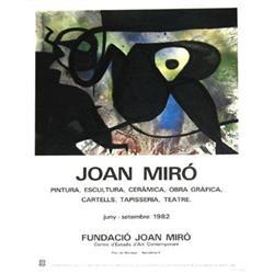 Joan Miro Fundacio Joan Miro, 1982 (small)#2376304