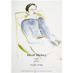 David Hockney Jacques de Bascher #2376305