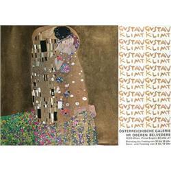 Gustav Klimt The Kiss First Edition Offset#2376306