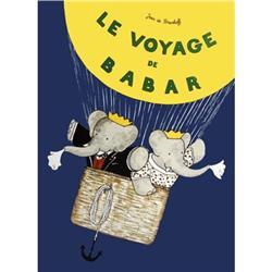 Jean De Brunhoff Le Voyage De Babar Offset#2376308