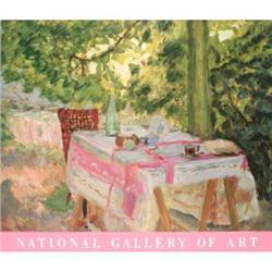 Pierre Bonnard Table Set in a Garden Offset #2376311