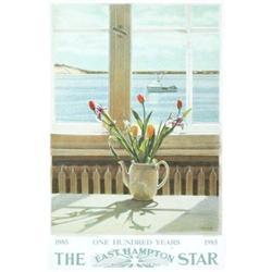 Howard Kanovitz Bethenian Flowers/Bay Dragger #2376317