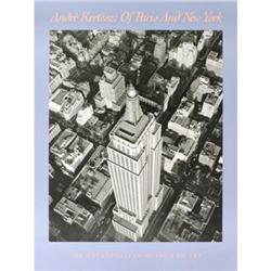 Andre Kertesz Empire State Building Offset#2376333