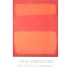 Marc Rothko John F. Kennedy Center Offset#2376344