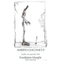 Alberto Giacometti Dessin I Offset Lithograph #2376360