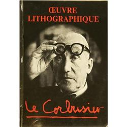 Le Corbusier Oeuvre Lithographique: Le #2376372