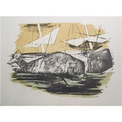 Benton Spruance The Rose-Bud Lithograph #2376385