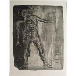 Benton Spruance The Rachel Lithograph #2376388
