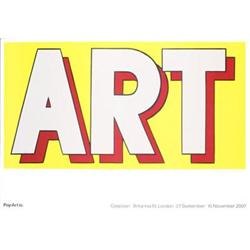 Roy Lichtenstein ART Offset Lithograph #2376400