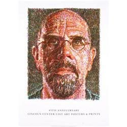 Chuck Close Self Portrait, 2007 Serigraph #2376405