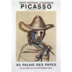 Pablo Picasso XXVII Festival D'Avignon Picasso #2376408