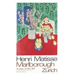 Henri Matisse Marlborough, 1971 Lithograph #2376411