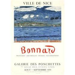 Pierre Bonnard Galerie Des Ponchettes#2376412