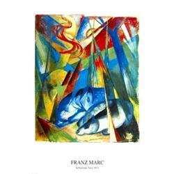 Franz Marc Resting Horses #2376424