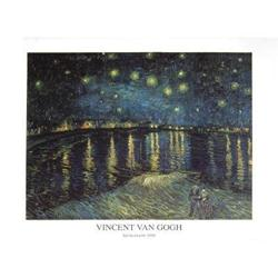 Vincent van Gogh Starry Night, 1888 #2376425