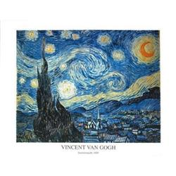 Vincent van Gogh Starry Night, 1889 #2376426