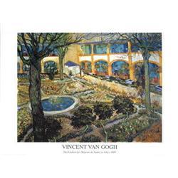 Vincent van Gogh Garden in Arles #2376427