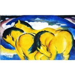 Franz Marc Wild Horses #2376429