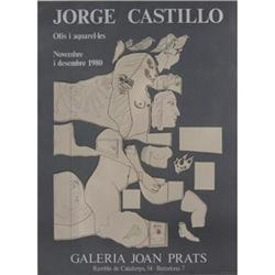 Castillo   Olis I Aquarel-les 1980 #2376435