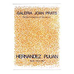 Hernandez Pijuan   Galeria Joan Prats 1981 #2376440