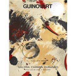 Guinovart   Galeria Carmen Durango 1980 #2376441