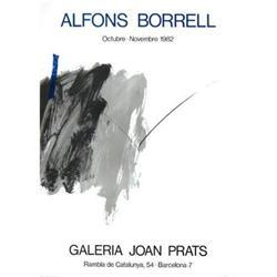 Borrell   Galeria Joan Prats 1982 #2376443