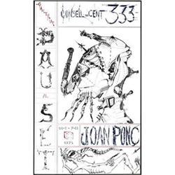 Ponc   Galeria Dau al Set 1974 #2376444