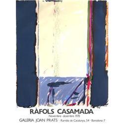 Rafols-Casamada   Galeria Joan Prats 1978 #2376445