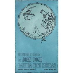 Ponc   Galeria Rene Metres 1972 #2376447