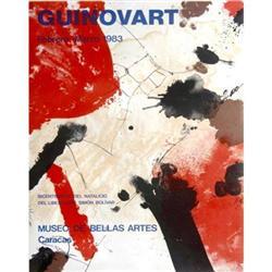 Guinovart   Museo de Bellas Artes 1983 #2376454