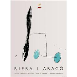 Rira I Arago   Galeria Joan Prats 1991 #2376456