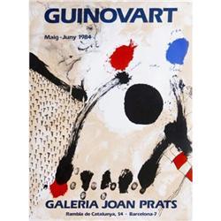 Guinovart   Galeria Joan Prats 1984 #2376461