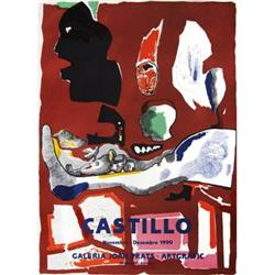 Castillo   Galeria Joan Prats 1990 #2376462