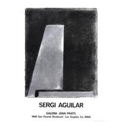 Aguilar   Galeria Joan Prats 1984 #2376463