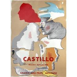 Castillo   Galeria Joan Prats Artgrafic 1990 #2376464