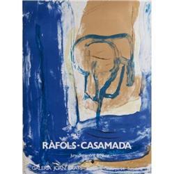 Rafols-Casamada   Galeria Joan Prats 1992 #2376466