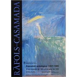 Rafols-Casamada   Exposicio Antologica 1985 #2376470
