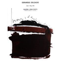 Delgado   Galeria Joan Prats 1986 #2376473