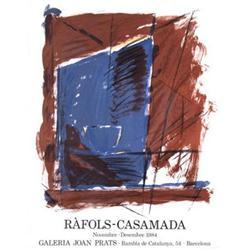 Rafols-Casamada   Galeria Joan Prats 1984 #2376474