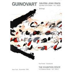 Guinovart   Galeria Joan Prats 1984 #2376475