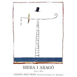 Riera I Arago   Galeria Joan Prats 1985 #2376476
