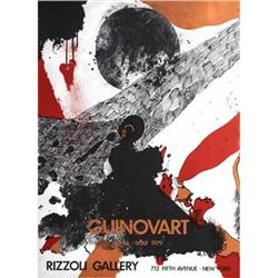 Guinovart   Rizzoli Gallery 1979 #2376483