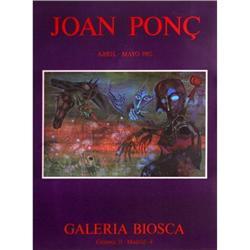 Ponc   Galeria Biosca 1982 #2376485