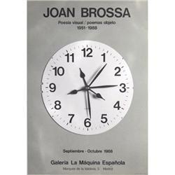 Brossa   Galeria La Maquina Espanola 1988 #2376491