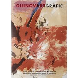 Guinovart   Art Grafic 1991 #2376496