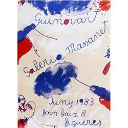 Guinovart   Galeria Massanet 1983 #2376497