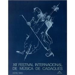 Ponc   XII Festival International 1983 #2376499